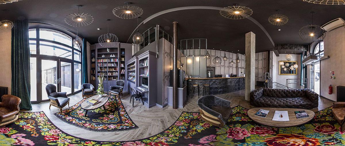 Best Western Hotels & Resorts - Simulateur de vol - Une jolie idée - Agence de réalité virtuelle - Production de photo sphérique et de vidéo 360°
