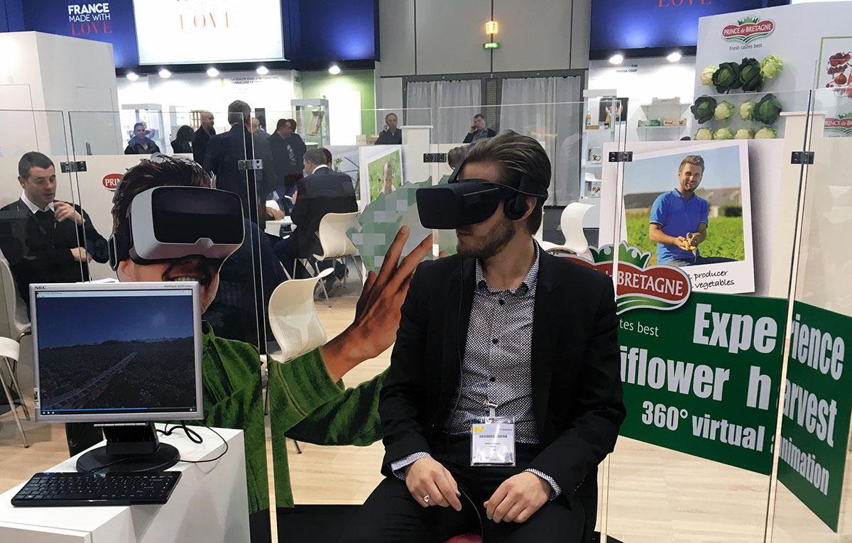 Addviso - Prince de Bretagne - Une jolie idée - Agence de réalité virtuelle - Production de photo sphérique et de vidéo 360°