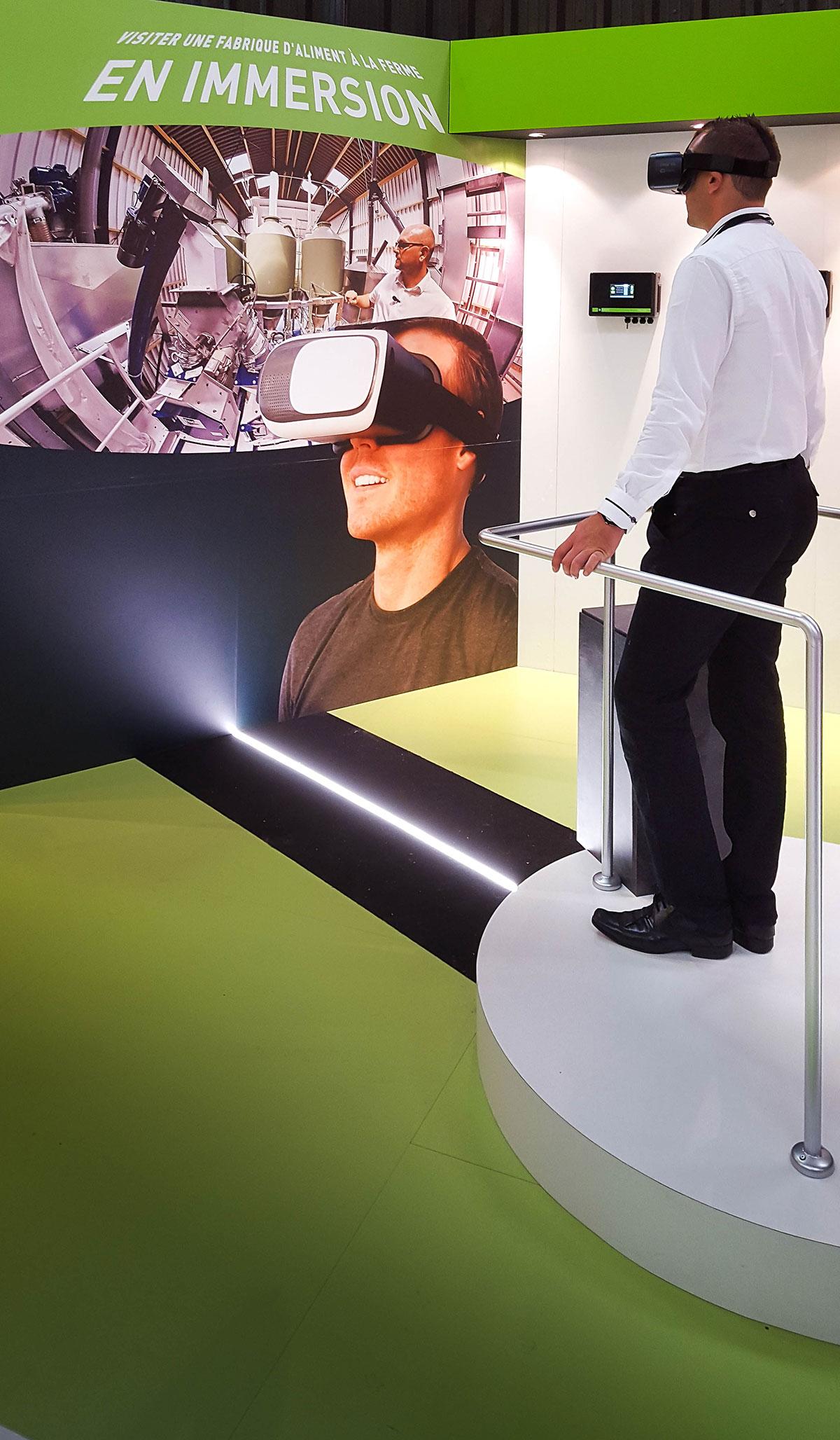 Asserva - Automatismes en élevage & énergies renouvelables - Une jolie idée - Agence de réalité virtuelle - Production de photo sphérique et de vidéo 360°